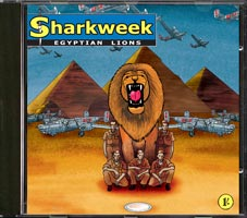 Sharkweek - Egyptian Lions, 2008